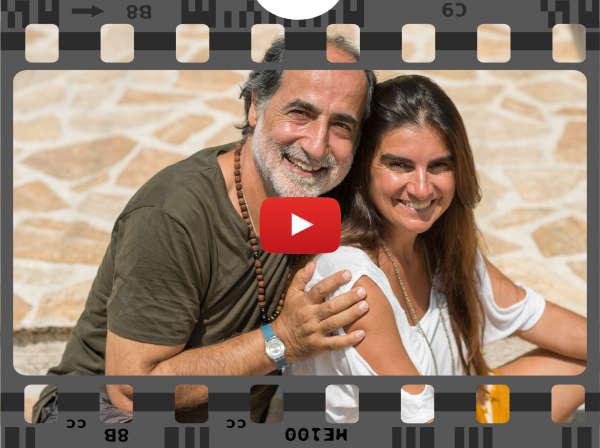 Satyaa & Pari auf YouTube