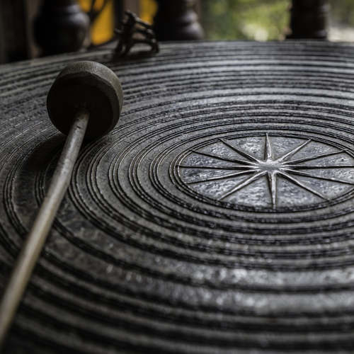 Gong - Musiker bei Dhara Music