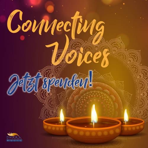 Jetzt spenden - Connecting Voices