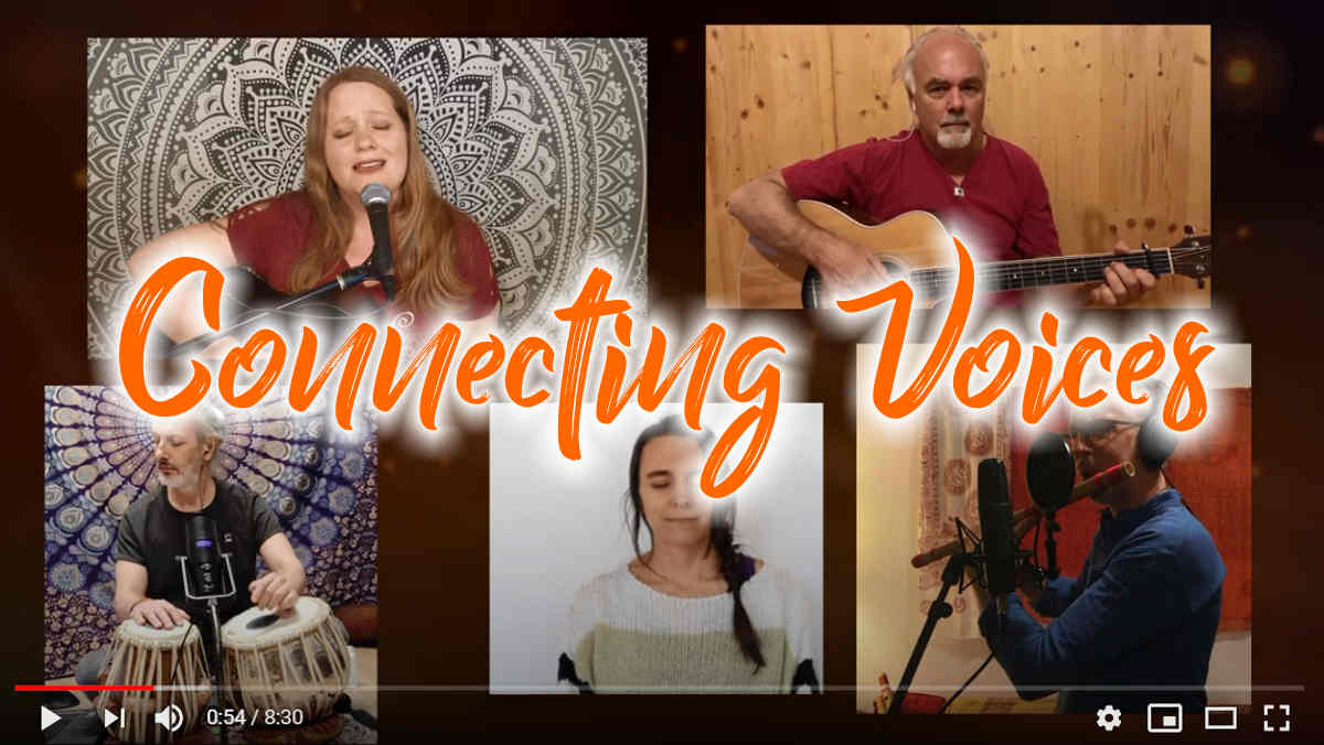 Zu YouTube: Connecting Voices Premiere 07.05.2020